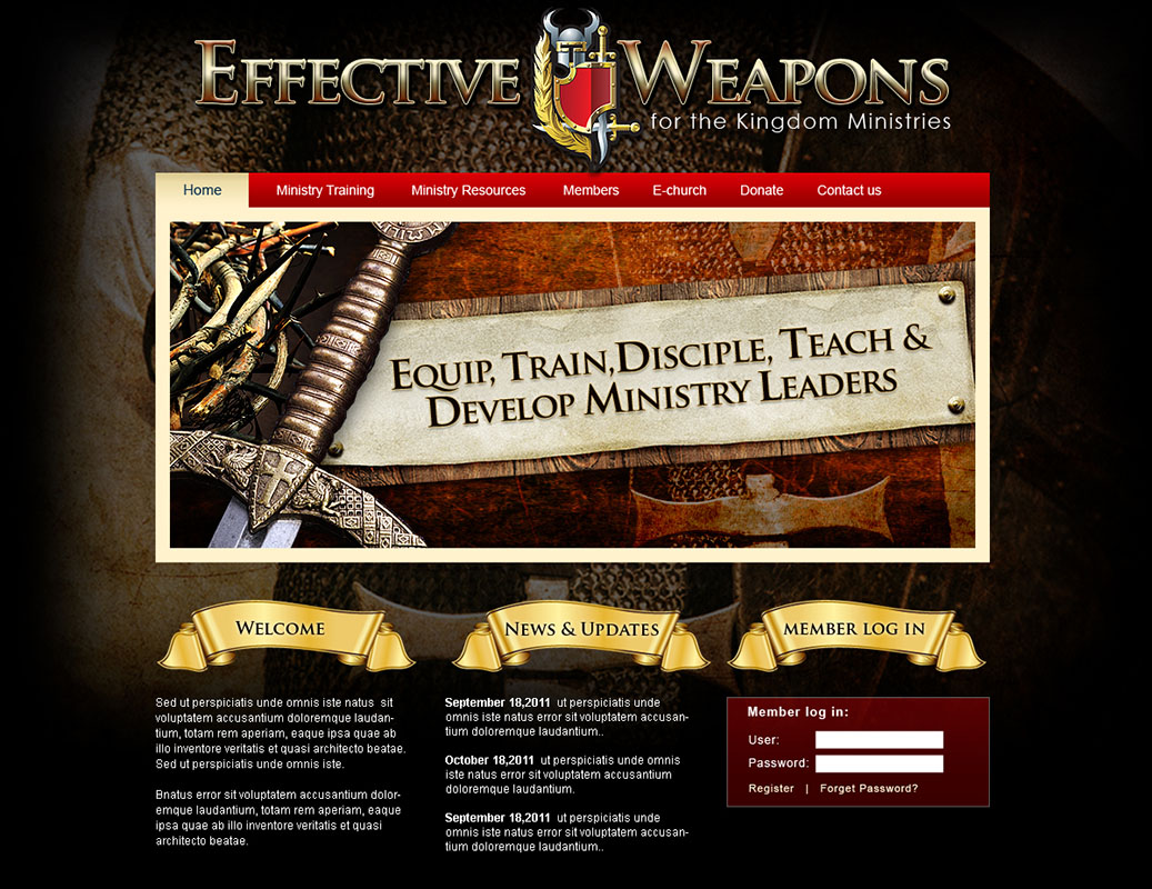 beautiful custom websites by tampa creative